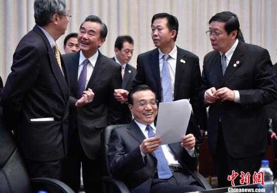 2014年12月16日,李克强总理在塞尔维亚出席第三次中国—中东欧国图片