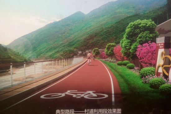 赤水河谷旅游公路项目启动建设