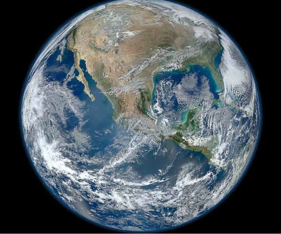 我们这个地球太可爱了