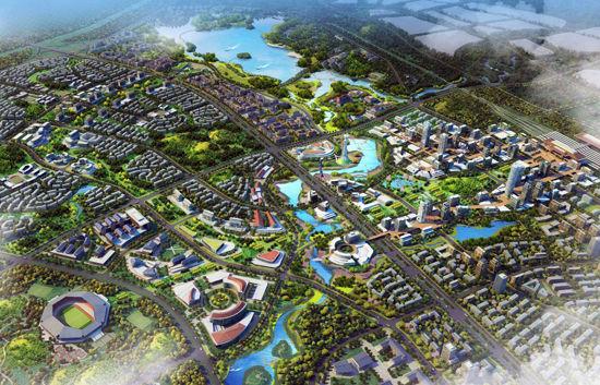 贵安新区人口_贵州土地利用总体规划调整完善(2)