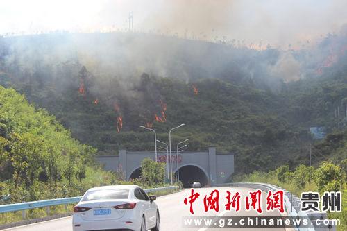 社会在线 车窗外的风景    中新网铜仁8月4日电(崔冬冬 刘律志)8月3日