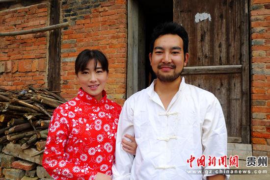 贵阳80后导演开拍悬疑电影《老宅有鬼》--贵州