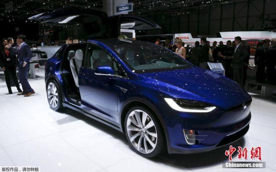 特斯拉纯电动SUV,7座的P90D,在狂暴模式下的0-100km/h加速成绩仅为3.4秒。