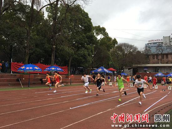 贵州省2016普通高校招生体育专业考试开考--贵