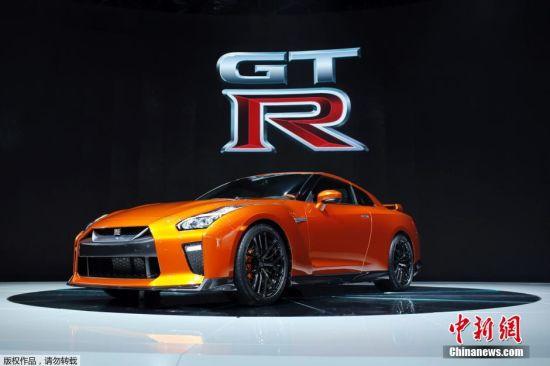 2017款日产GTR也登场亮相。