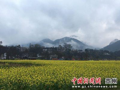 """贵州省贵定县第十一届""""金海雪山""""旅游文化节开幕"""