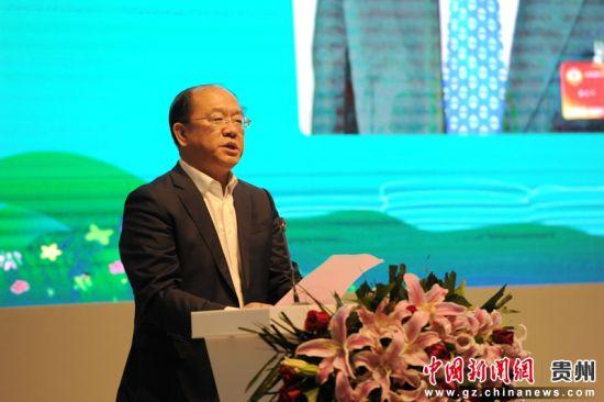贵州省政协副主席、贵州省工商联李汉宇。
