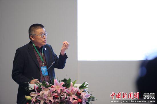 百鸟河专家委员会执行主任孙伟。