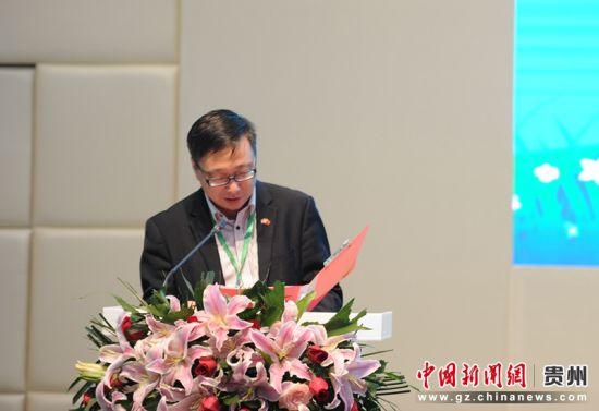 中国电子商务集成创新产业服务联盟秘书长关小勇。