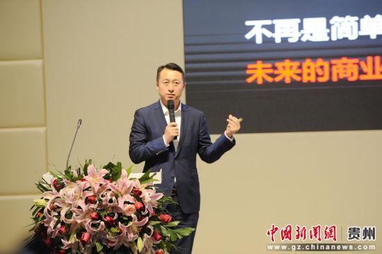 中国网库联合创始人李军保。