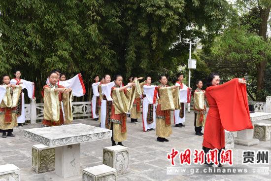 资料图,安顺市委宣传部提供