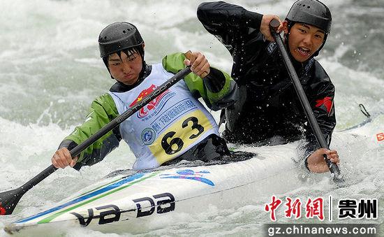 必发彩票正规吗:2017中国全民皮划艇激流推广季(贵州站)将在下司古镇举行