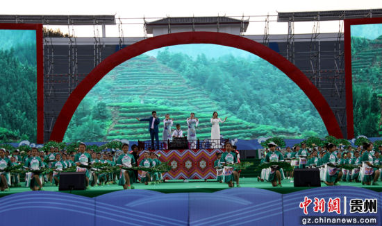 澳门网上投注平台:沿河土家族自治县成立30周年开幕式_图文直播