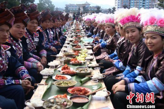 贵州省黎平县18日将唱响万人侗族大歌 热闹过侗年
