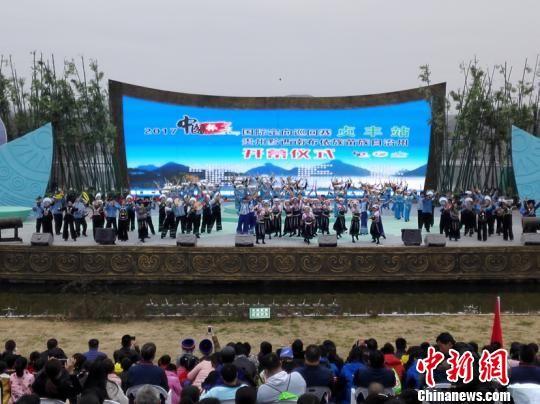 2017中国杯国际定向越野巡回赛 刘朝富 摄