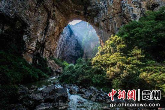 织金大峡谷 刘满堂摄