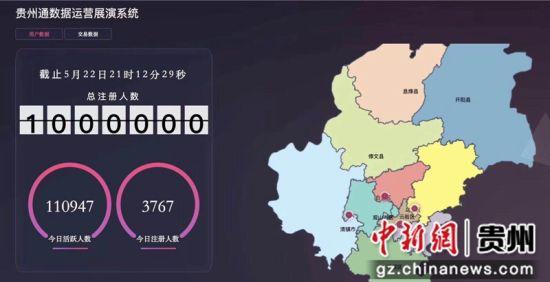 """北京赛车如何选特号:贵阳市民云卡""""贵州通""""注册开通人数破百万"""
