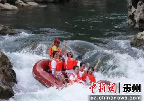 水春河漂流