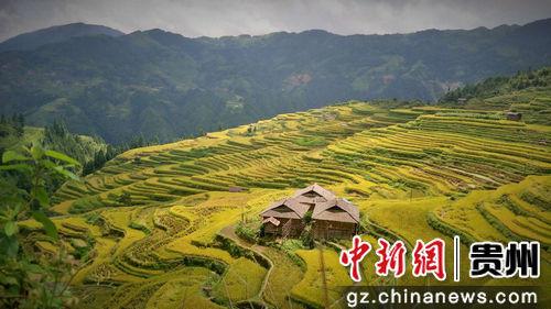 图为从江美景。王绍坤 摄