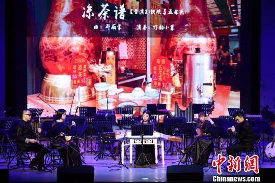 香港著名乐团贵阳献艺 非遗成黔港民众文化交流窗口
