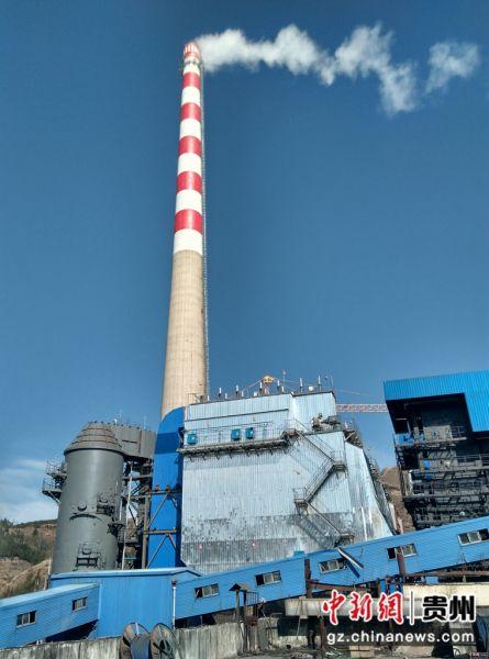 贵州新能源公司承建的盘江火铺电厂锅炉改造项目