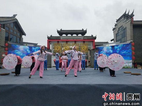 东门村表演的二十四节气歌