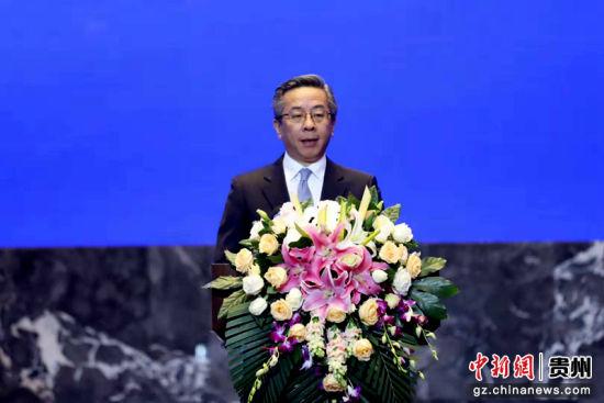 贵州省人民政府副省长卢雍政出席开幕式并讲话。