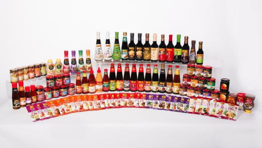 目前李锦记拥有200多款产品,畅销100多个国家和地区。