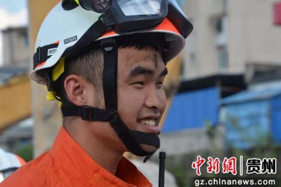 黔东南州消防支队凯里市大队清江路中队供图