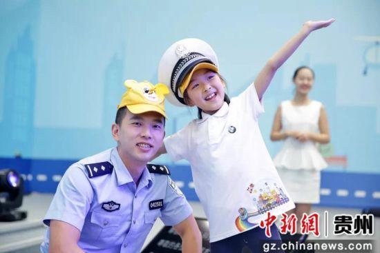 贵州省公安厅交通管理局供图