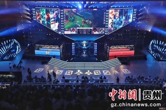 2019NEST全国电竞大赛(英雄联盟)夏季总决赛贵阳开赛