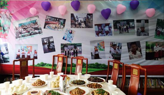 李锦记希望厨师精心策划的感恩大餐
