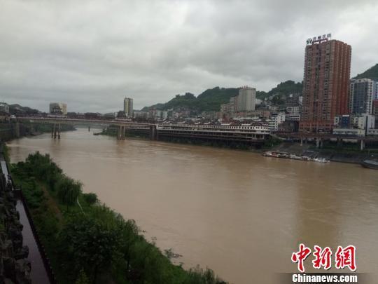 图为沿河县。肖玉叶 摄