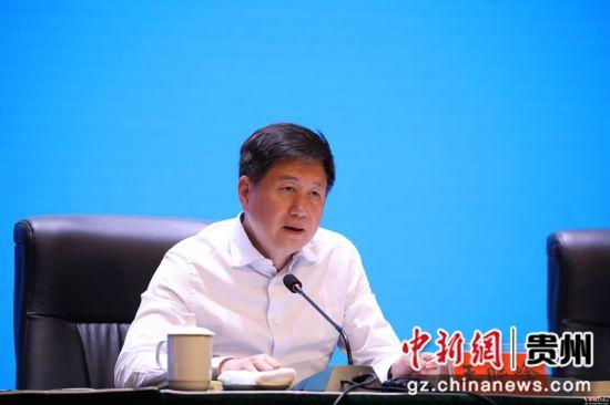 文化和旅游部党组成员王晓峰讲话