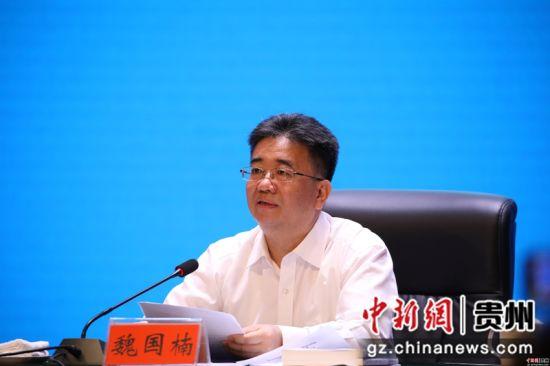 贵州省人民政府副省长魏国楠致辞