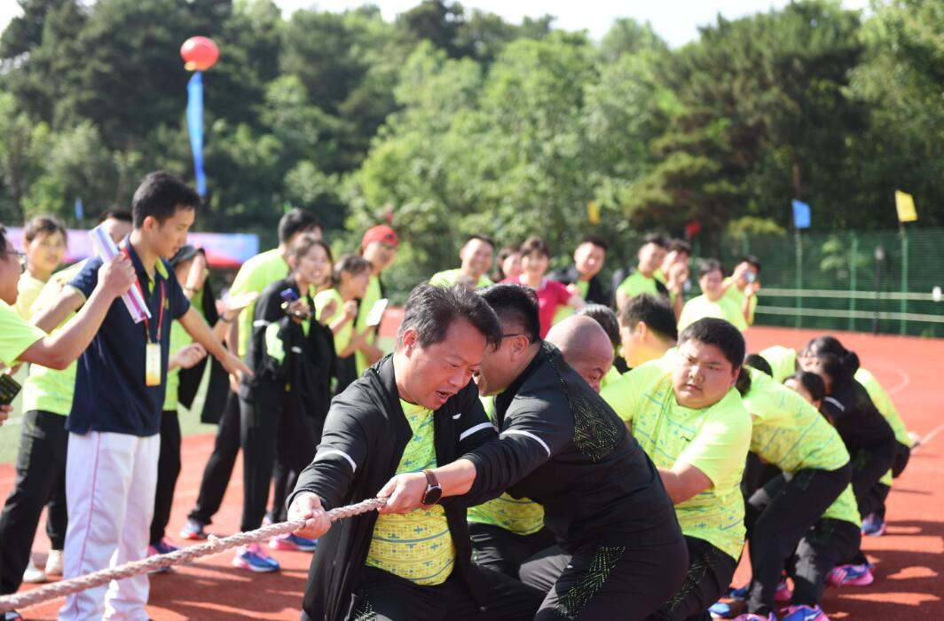 光大银行贵阳分行举行集团驻黔企业2019年职工趣